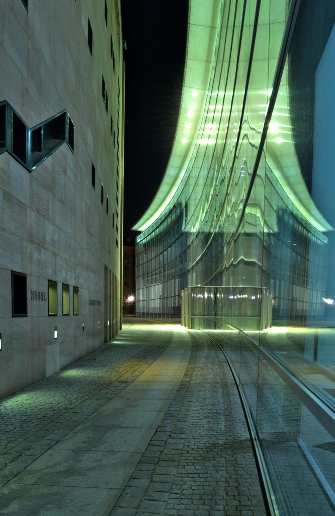 Dies ist ein Architektur Fotografie aus dem Portfolio Fotografie von Mediadesign OK.