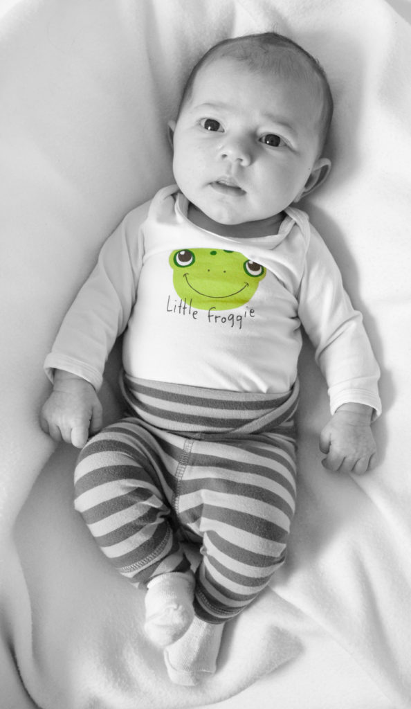 Dies ist ein Babybild aus dem Portfolio Baby-Fotografie Nürnberg von Mediadesign OK