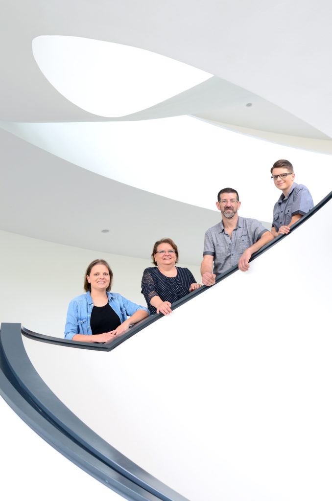 Dies ist ein Familienfoto aus dem Portfolio Familien-Fotografie Nürnberg von Mediadesign OK